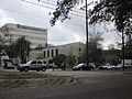 St Charles Ave Uptown NOLA Jan 2012 Touro Medical Office Bldg Aline.JPG