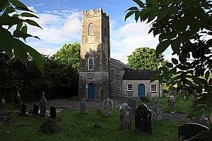 Elizabeth Bowen - St Colman's Church, Farahy, County Cork, Bowen's burial place