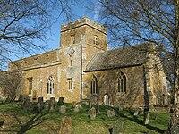 St Ethelreda's Church Horley Oxfordshire - geograph.org.uk - 1771691.jpg