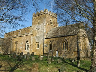 Church in Horley