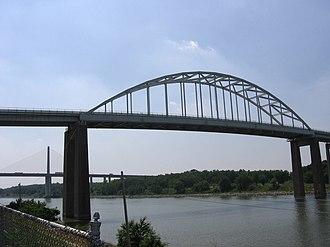 St. Georges Bridge (Delaware) - Image: St Georges Bridge