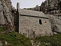 St Govans Chapel, Pembrokeshire - geograph.org.uk - 967432.jpg