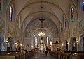 St Jude the Apostle Church (interior), 6 Wezyka street, Nowa Huta, Krakow, Poland.jpg
