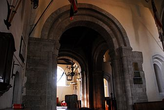 St Lawrence arches 2