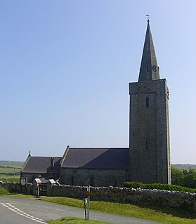 Warren, Pembrokeshire settlement in Stackpole and Castlemartin, Pembrokeshire, Wales