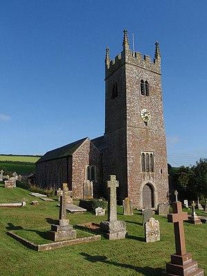 Ideford - St Mary's church, Ideford
