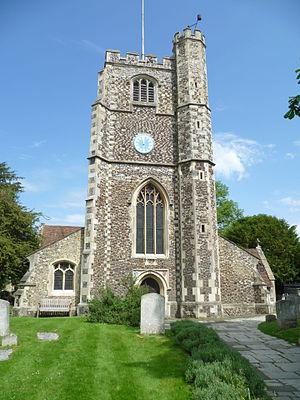 Monken Hadley - St Mary, Monken Hadley