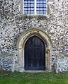 St Mary Magdalene, Stockbury, Kent - West doorway - geograph.org.uk - 375119.jpg