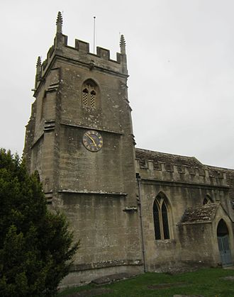 Freshford, Somerset - St Peters Church