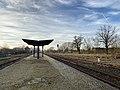 Stacja kolejowa Szprotawa w 2020 roku.jpg