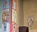 Stacje Drogi Krzyżowej w kościele pw. św. Zygmunta w Pniowie.jpg