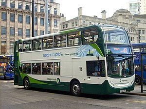 Greater Manchester bus route 43 - Wikipedia