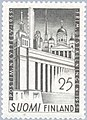 Stamp of Finland - 1955 - Colnect 46198 - Stampexhibition Helsinki - 1955.jpeg