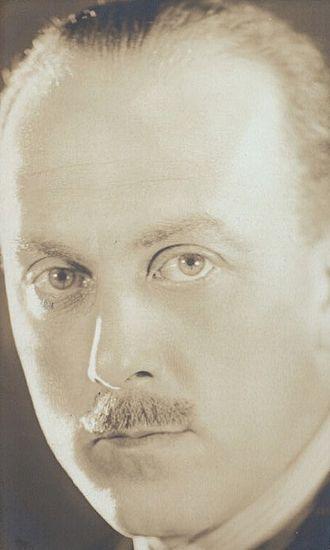 Stanley Logan - Stanley Logan (ca. 1930)