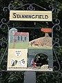 Stanningfield village sign - geograph.org.uk - 832197.jpg