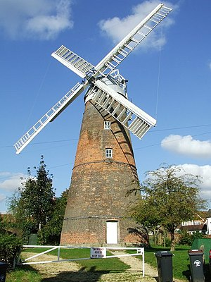 Stansted Mountfitchet Windmill - Image: Stansted Mountfitchet mill