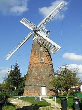 Stansted Mountfitchet - Stansted Mountfitchet Windmill