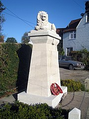Staplecross War Memorial