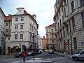 Staré Město, U radnice, od náměstí Franze Kafky.jpg