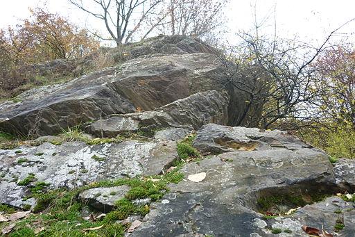 Starkocsky lom - skaly