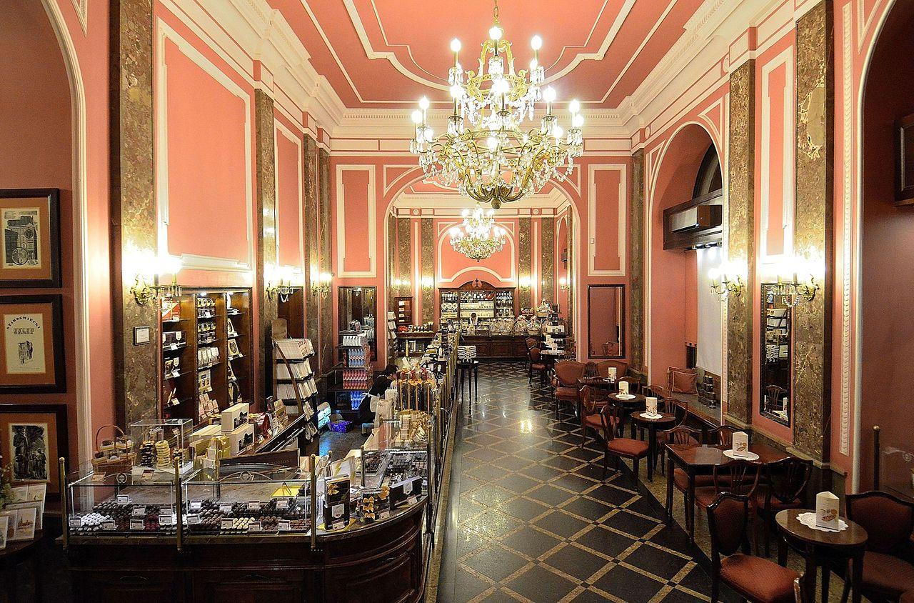 Hotel Chocolat Restaurant London