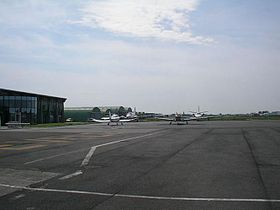 Aéroport international de Courtrai-Wevelgem
