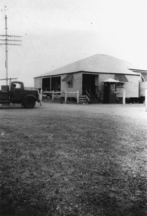 Boulia, Queensland - Image: State Lib Qld 1 142863 Post Office at Boulia, Queensland, ca. 1948