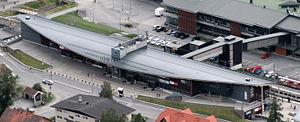 Åre railway station - Image: StationÅre