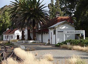 Middelburg, Eastern Cape - Middelburg railway station