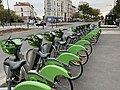 Station Vélib' Métropole Stade Auguste Delaune - Maisons-Alfort (FR94) - 2020-10-16 - 2.jpg