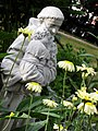 Statue and Flowers (919628865).jpg