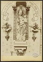 Statue de la vierge - J-A Brutails - Université Bordeaux Montaigne - 0571.jpg