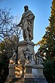 Statue of Ioannis Varvakis (Zappeion) by Leonidas Drosis on February 3, 2021.jpg