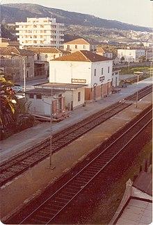 Stazione Montauro scalo - Montepaone Lido