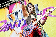 Steel Panther @ Claremont Showgrounds (5 3 2012) (6859498866).jpg