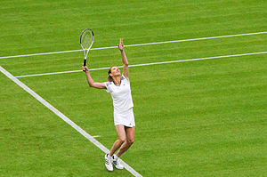 Steffi Graf - Steffi Graf (Wimbledon 2009)