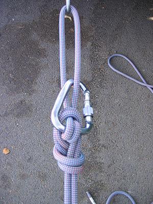 Figure-eight knot - Stein knot