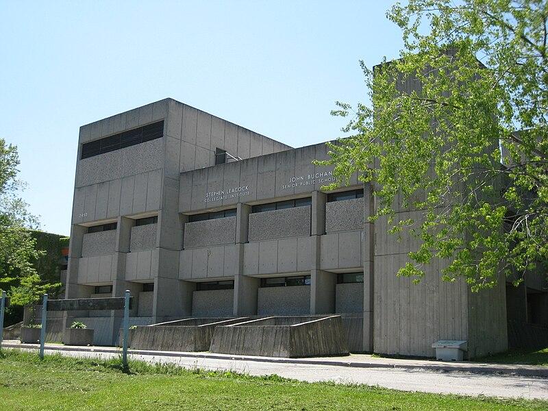 File:Stephen Leacock Collegiate Institute.JPG