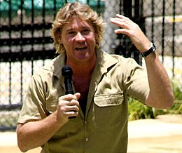 Steve Irwin - Wikipedia, the free encyclopedia