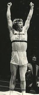 Steve Smith (pole vaulter) American Olympic pole vaulter