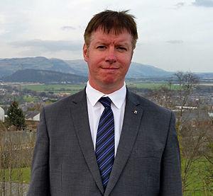 Steven Paterson - Image: Steven Paterson MP