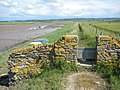 Stile on the South West Coast Path - geograph.org.uk - 1358573.jpg