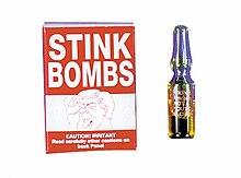 Stink bomb - Wikipedia