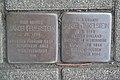 Stolperstein Duisburg 500 Altstadt Charlottenstraße 77 2 Stolpersteine.jpg