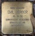 Stolperstein Pariser Str 47 (Wilmd) Emil Berger.jpg