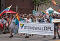Stonewall DFL at Twin Cities Pride Parade 2018, Minneapolis, Minnesota (29215992788).jpg