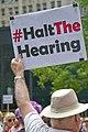 Stop Brett Kavanaugh Rally Downtown Chicago Illinois 8-26-18 3510 (30446022898).jpg