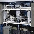 Stormvloedkering, pijlertop- hydraulische schuifmechanisme - Unknown - 20358944 - RCE.jpg