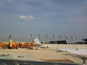 Stožice Stadium - Image: Stozice 4