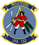 Strike Fighter Squadron 132 (United States Navy) patch 1985.png
